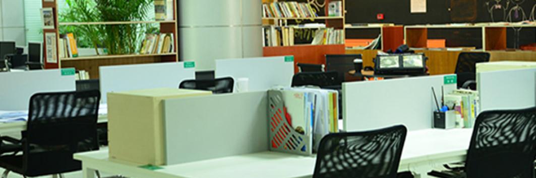 communication company office
